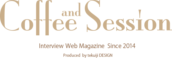 Coffee and Session -Interview web magazine since 2014-