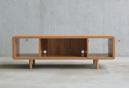 ナラ材家具